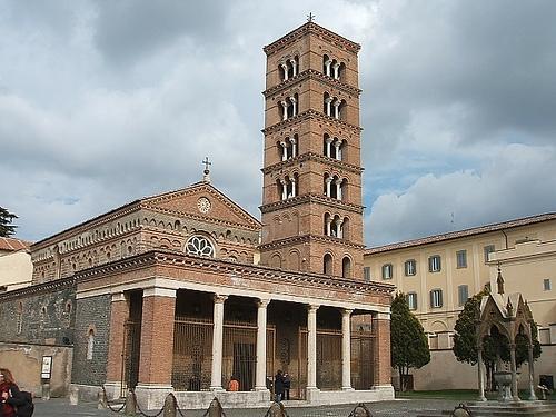 Grottaferrata - Italie
