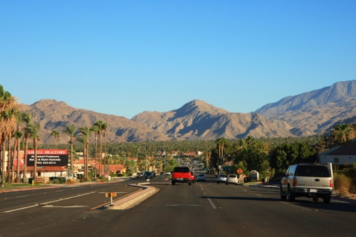 Cathedral City - Etats-Unis